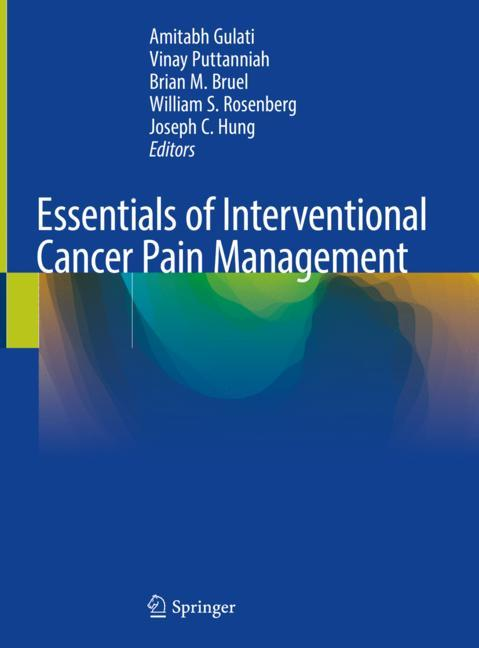 Cover of 'Essentials of Interventional Cancer Pain Management'