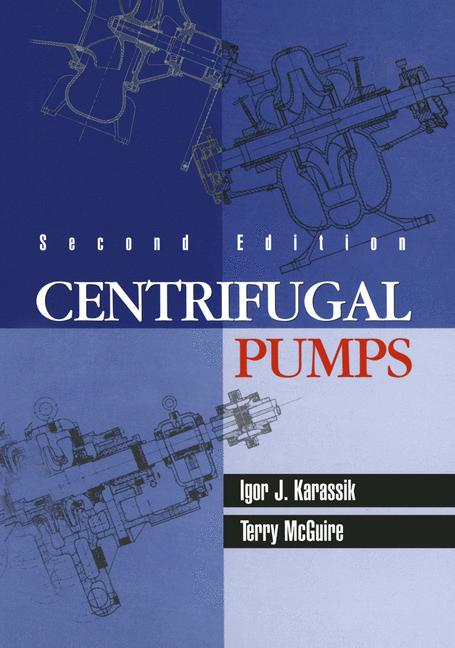 Cover of 'Centrifugal Pumps'