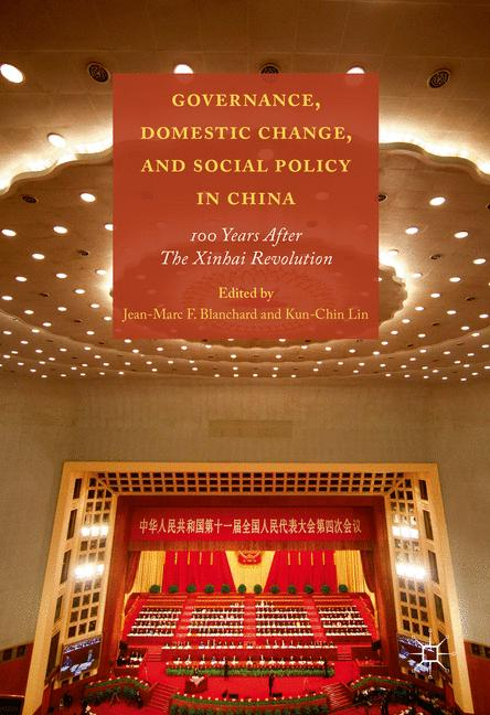 Cover of 'Governance, Domestic Change, and Social Policy in China'