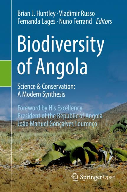 Cover of 'Biodiversity of Angola'