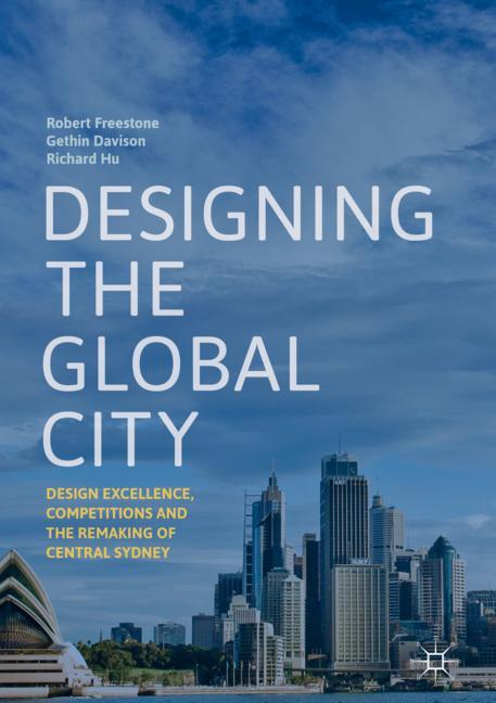 Cover of 'Designing the Global City'