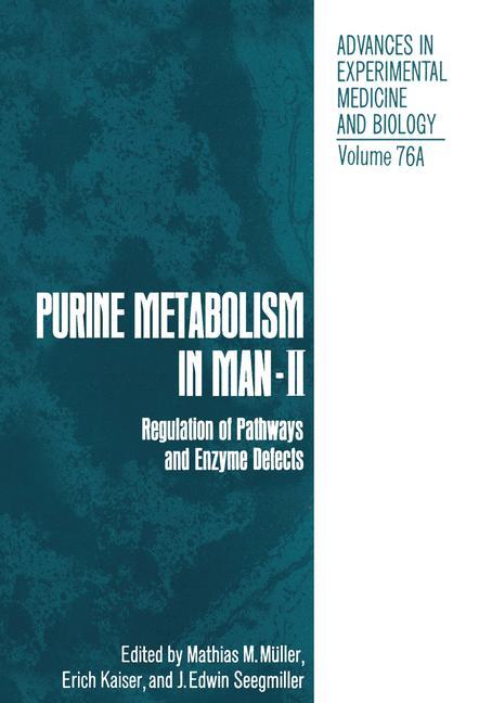 Cover of 'Purine Metabolism in Man—II'
