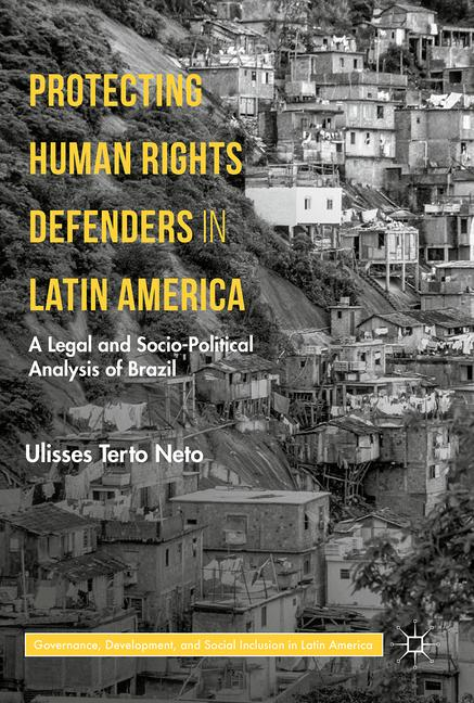 Cover of 'Protecting Human Rights Defenders in Latin America'
