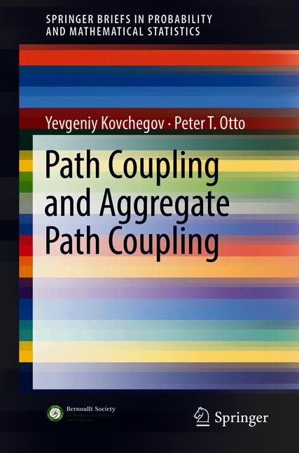 Cover of 'Path Coupling and Aggregate Path Coupling'