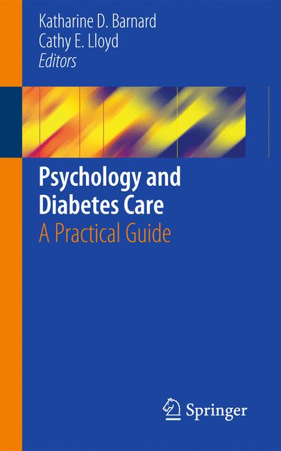 Cover of 'Psychology and Diabetes Care'