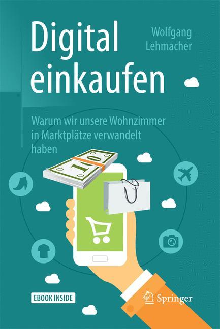 Cover of 'Digital einkaufen'