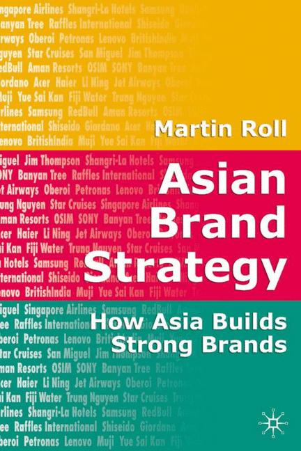 Cover of 'Asian Brand Strategy'