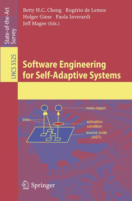 Cover of 'Software Engineering for Self-Adaptive Systems'