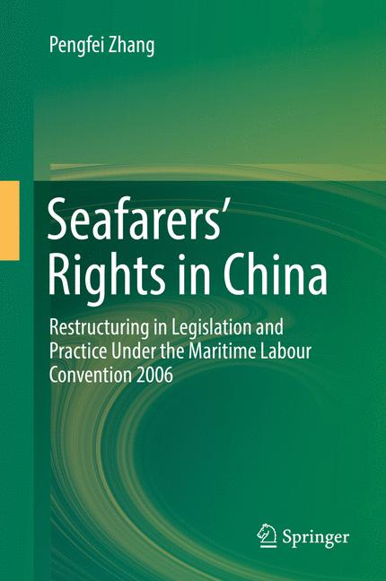 Cover of 'Seafarers' Rights in China'