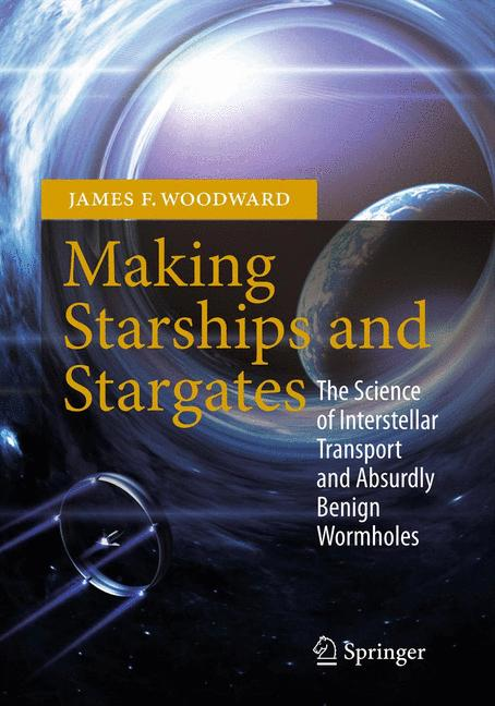 Cover of 'Making Starships and Stargates'