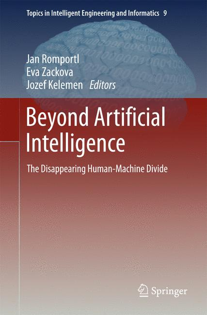 Cover of 'Beyond Artificial Intelligence'