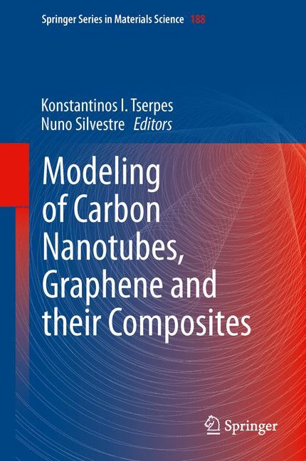 Cover of 'Modeling of Carbon Nanotubes, Graphene and their Composites'