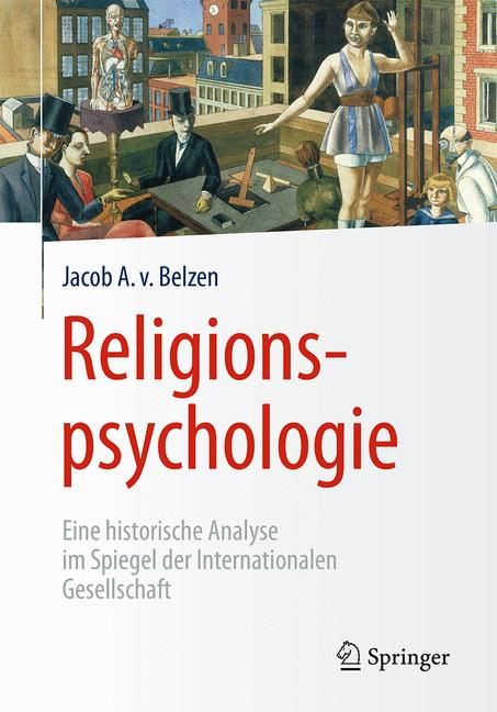 Cover of 'Religionspsychologie'