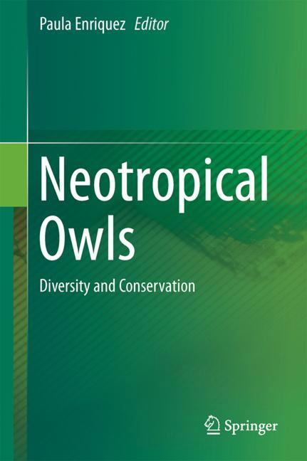 Cover of 'Neotropical Owls'