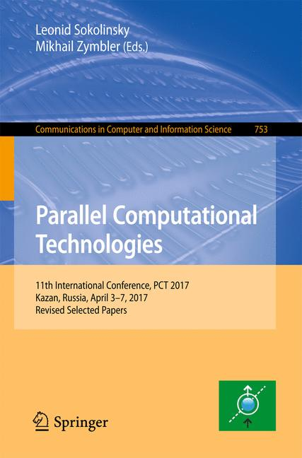 Cover of 'Parallel Computational Technologies'