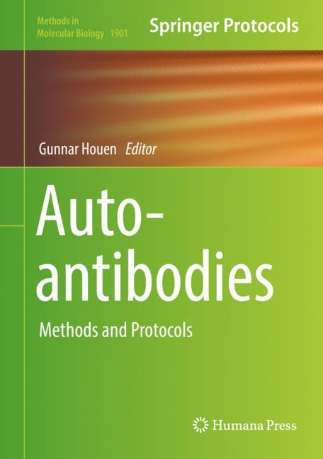 Cover of 'Autoantibodies'
