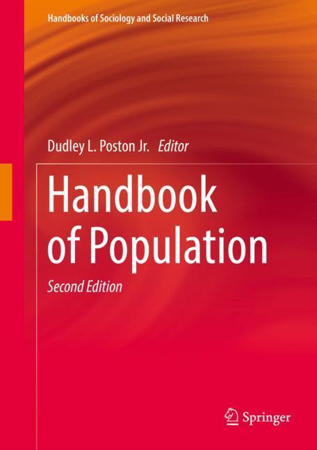 Cover of 'Handbook of Population'