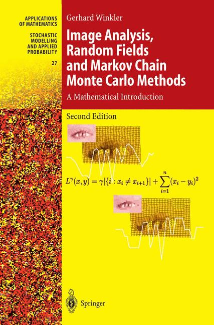 Cover of 'Image Analysis, Random Fields and Markov Chain Monte Carlo Methods'