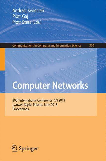 Cover of 'Computer Networks'