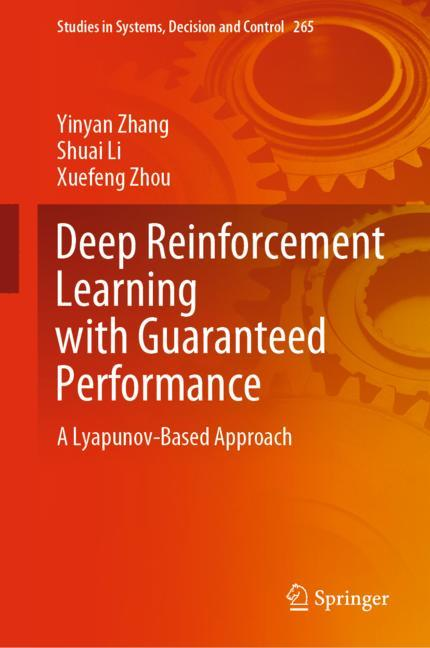 Cover of 'Deep Reinforcement Learning with Guaranteed Performance'