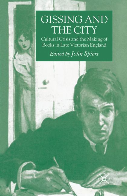 Cover of 'Gissing and the City'