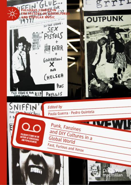 Cover of 'Punk, Fanzines and DIY Cultures in a Global World'