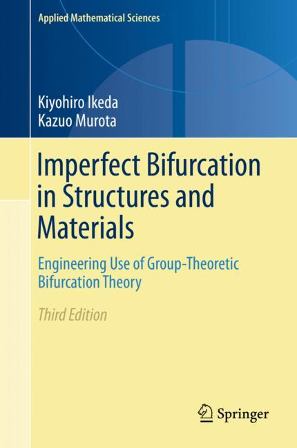 Cover of 'Imperfect Bifurcation in Structures and Materials'