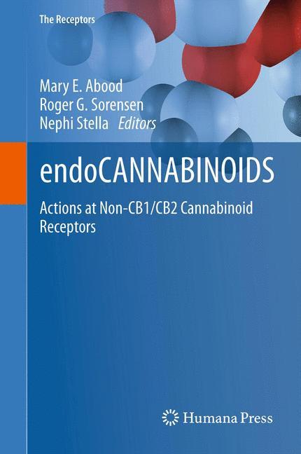 Cover of 'endoCANNABINOIDS'