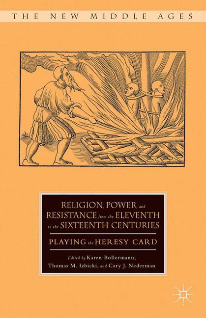 Cover of 'Religion, Power, and Resistance from the Eleventh to the Sixteenth Centuries'