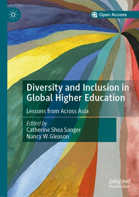 Cover of 'Diversity and Inclusion in Global Higher Education'