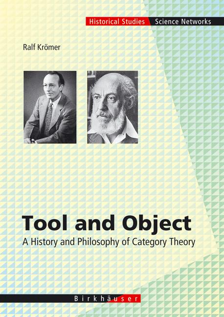 Cover of 'Tool and Object'