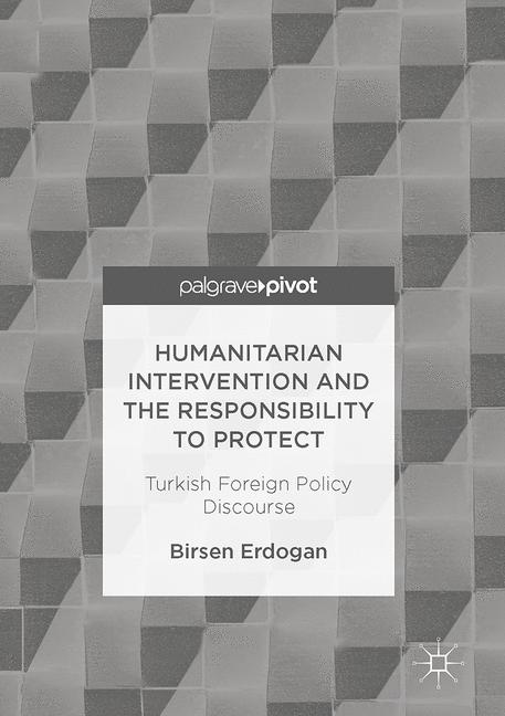 Cover of 'Humanitarian Intervention and the Responsibility to Protect'