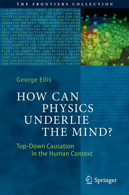 Cover of 'How Can Physics Underlie the Mind?'
