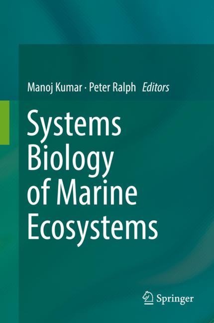Cover of 'Systems Biology of Marine Ecosystems'