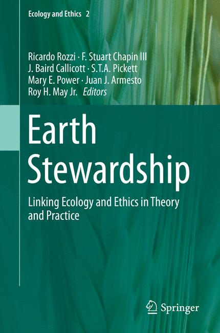 Cover of 'Earth Stewardship'