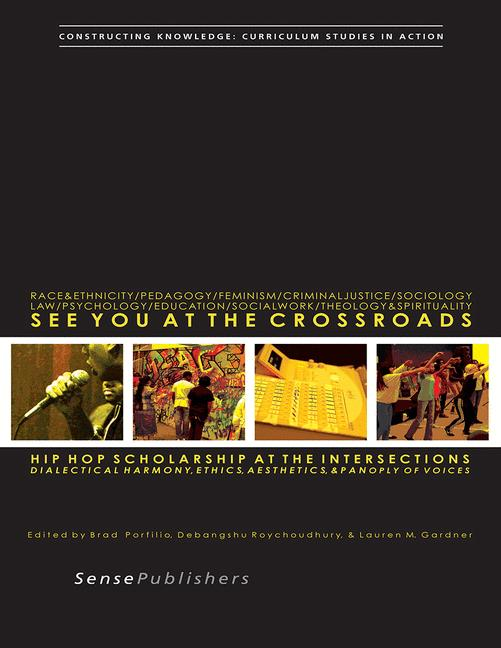 Cover of 'See You at the Crossroads: Hip Hop Scholarship at the Intersections'