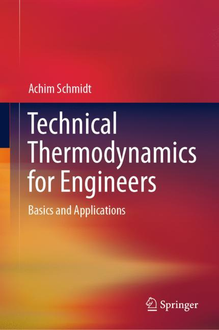 Cover of 'Technical Thermodynamics for Engineers'