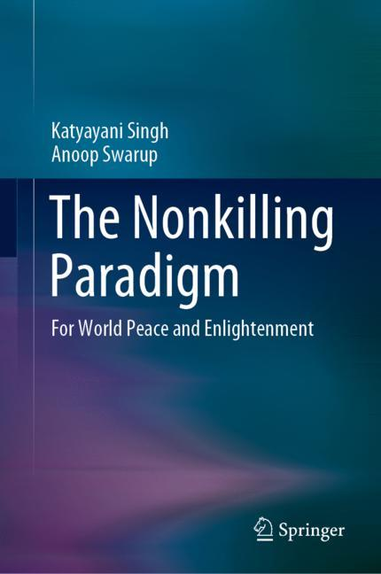 Cover of 'The Nonkilling Paradigm'