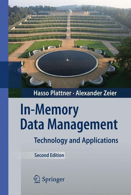 Cover of 'In-Memory Data Management'