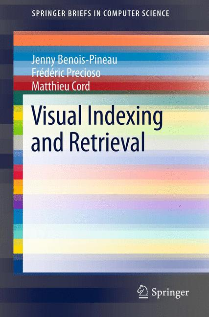 Cover of 'Visual Indexing and Retrieval'