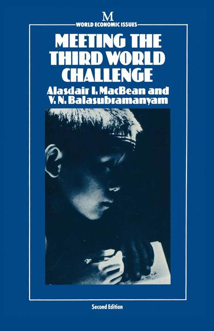 Cover of 'Meeting the Third World challenge'