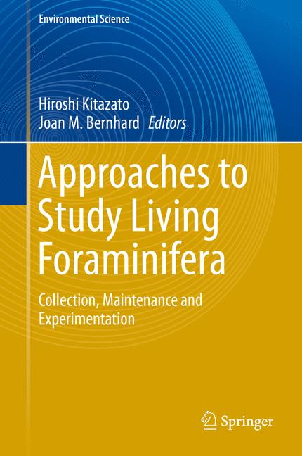 Cover of 'Approaches to Study Living Foraminifera'