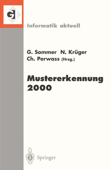 Cover of 'Mustererkennung 2000'