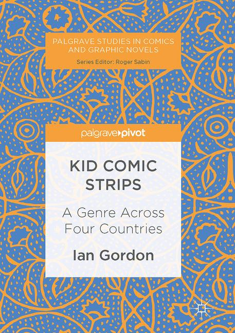 Cover of 'Kid Comic Strips'