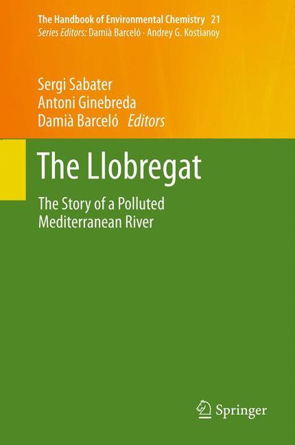 Cover of 'The Llobregat'