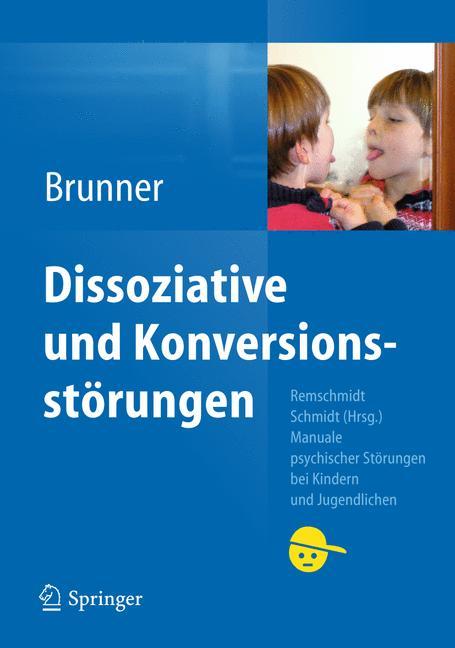 Cover of 'Dissoziative und Konversionsstörungen'