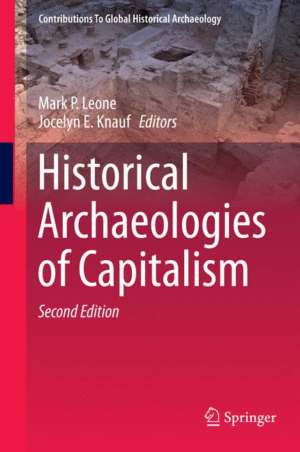 Cover of 'Historical Archaeologies of Capitalism'