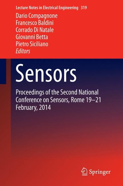 Cover of 'Sensors'