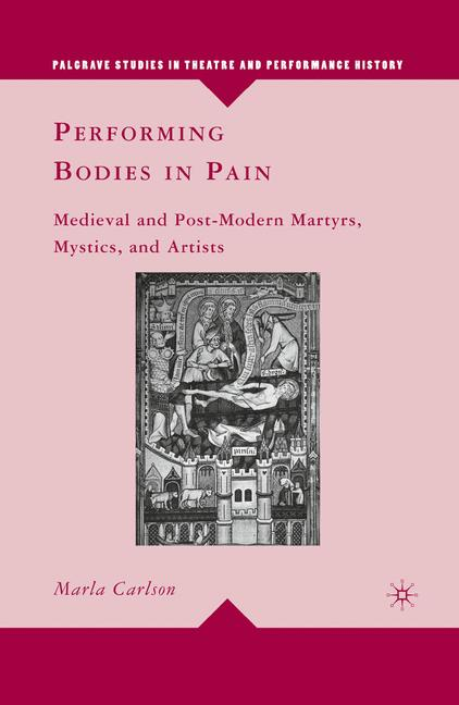 Cover of 'Performing Bodies in Pain'