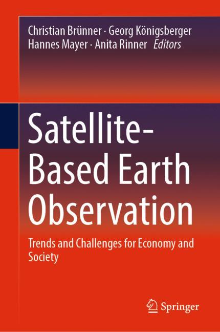 Cover of 'Satellite-Based Earth Observation'